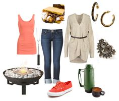 Outdoor Mom Summer Fashion Looks for 2013 - Campfire Favourites