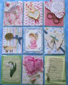 Christian Pocket Letter handcrafted by Judy Thompson Pocket Pal, Pocket Cards, Shadow Box Memory, Paper Crafts, Diy Crafts, Pocket Letters, Artist Trading Cards, Pen Pals, Diy Projects