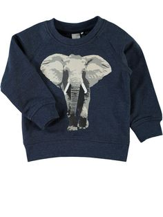 MINI NITALEX SWEAT, Dress Blues