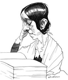MAY 23 Massachusetts-born writer Margaret Fuller born this day 1810 (died 'Nature provides exceptions to every rule'. Caricatures, Margaret Fuller, Great Women, Portraits, My Eyes, David, Gallery, Illustration, Prints