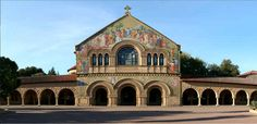 Stanford University | 31 Insanely Beautiful Colleges You Can Get Married At