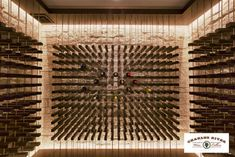 Contemporary Wine Cellar - contemporary - wine cellar - boston