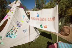Band Aid Base Camp