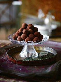 P'tite Mere's Chocolate Truffles