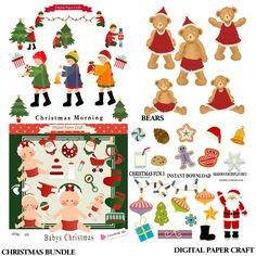 Christmas Clipart, Christmas Choir, Christmas, Children clipart ...