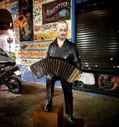 Tierra de Tango! . . . #buenosaires #argentina #tango #piazzolla #astorpiazzolla #gardel #carlosgardel #music #música  #bandoneon
