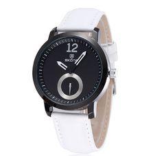 f73ce549a52 Pánské voděodolné hodinky Skone bílé + POŠTOVNÉ ZDARMA Na tento produkt se  vztahuje nejen zajímavá sleva