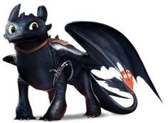 Toothless with his tail intact Toothless, the only known Night Fury in the franchise, downed and captured Hiccup Dragon, Toothless Dragon, Dragons Rise Of Berk, Night Fury Dragon, Dragon Rise, Dreamworks Dragons, Cute Dragons, Dragon Trainer, Balloon Animals