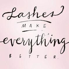 always #lasheslonger #lashesgrowth