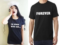 Funny Couples T shirt Nothing Make Sense Husband Wife Date outing Travelling Top