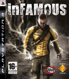 inFamous (PS3) - http://www.cheaptohome.co.uk/infamous-ps3/