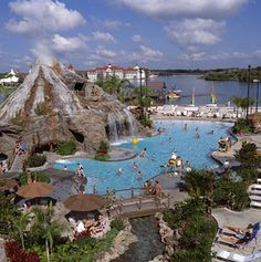 Disney's Polynesian Resort, Stayed here in 2011.