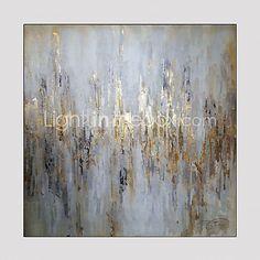 Pintada a mano FantasíaModern Un Panel Lienzos Pintura al óleo pintada a colgar For Decoración hogareña 2017 - $2211.48