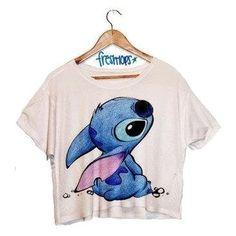 I love Stitch