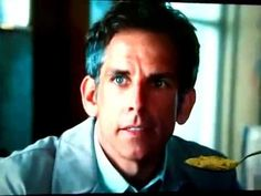 Walter Mitty Won't Eat His Cereal. Check out the family's review of The Secret Life Of Walter Mitty here: http://chaptersandscenes.wordpress.com/2014/06/11/the-family-reviews-the-secret-life-of-walter-mitty/