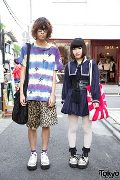 harajuku fashion | ... Harajuku Street Fashion Harajuku Guy & Girl Street Fashion – Tokyo