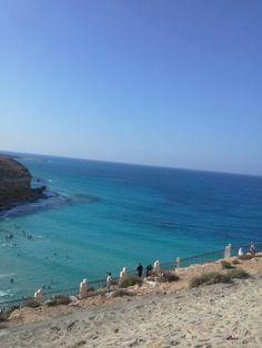 #Egypt .. marsa matrouh city on midetrranean sea ... ageeba beach .. ageeba means in arabic the marvelous and wonderful