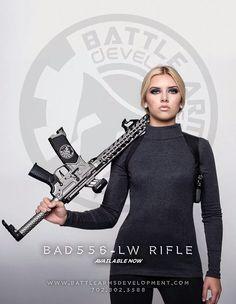 Battlr rifle