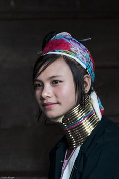 16 Year Old Girl - Inle Lake, Mynmar