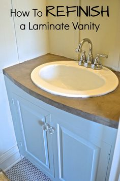 Concrete Countertops Bathroom On Pinterest Concrete Countertops Bathroom S