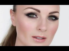 Nicole Scherzinger Make-up Tutorial (gorgeous smokey purple)