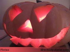Fer una carbassa de Halloween