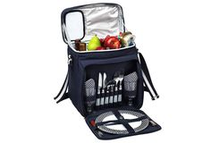 One Kings Lane - At the Beach House - Bold Picnic Cooler for 2