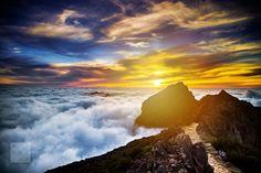 Hot & Cold... (Pico do Arieiro - Madeira Island, Portugal | 1.818 m) | The Secret - Version 1.65