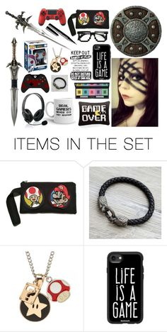 """Contest: Gamer Girls"" by mandyarsenyk on Polyvore featuring art Contest Games, Life Car, Gamer Girls, Boards, Personalized Items, Polyvore, Style, Art, Planks"