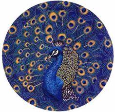 Peacock Circle