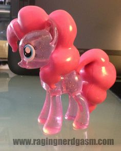 Funko Clear Pinkie pie ***HIGH PRIORITY
