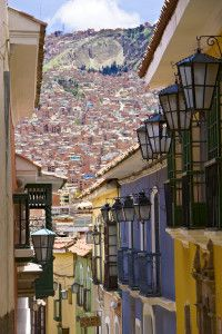 Calle Jaen: one of the top 5 things to do in La Paz, Bolivia