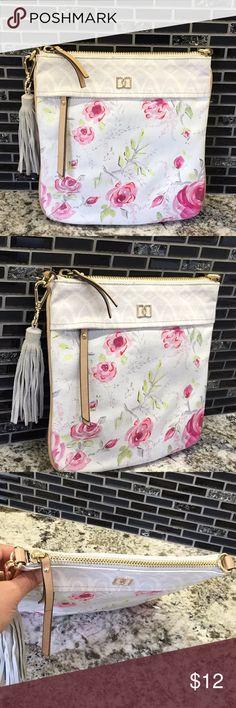 Sunlome Navy Tropical Flowers Hummingbird Pattern Handbags For Women Girls PU Leather Shoulder Tote Bag