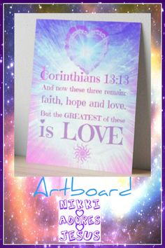 1 CORINTHIANS 13:13. One of the bible verses that keep me going and loving and following Jesus. #nikkiadoresjesus #1corinthians1313 #1Corinthians13 #1Corinthians #biblequotes #bibleverses #biblequote #bibleverse #christianshops #christianshopsonline #christianshop New Things To Learn, Cool Things To Buy, Take Off Clothes, Remove Blackheads From Nose, Easy Food To Make, How To Make, Brittanya Razavi, Christmas Fonts, Free Tv Shows
