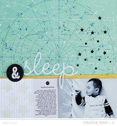 Sleep - Studio Calico Cuppa Kit - Kelly Noel