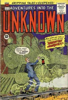 Adventures into the Unknown (Volume) - Comic Vine