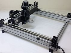 OSCNC - Open source CNC Machine using Mach3 / Linux CNC by Michael Gaylor — Kickstarter #machinetools
