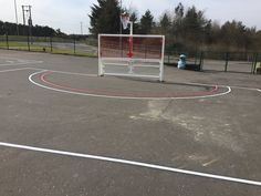 Football/Netball pitch