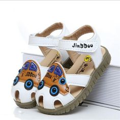 Find More First Walkers Information about Lovely cartoon  car pattern baby boy shoes for summer children rubber soft sole shoes,High Quality baby jogger city select double stroller,China baby green shoes Suppliers, Cheap baby car seat bag from bornla Baby  on Aliexpress.com