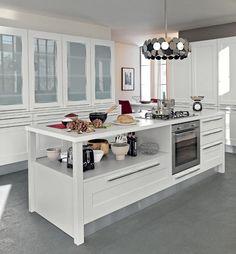 GEORGIA - Cucina Lube Moderna | Pinterest | Kitchens and Storage