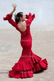 Image result for traditional flamenco dress