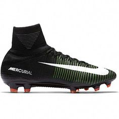 5ce5a6753 Nike Men s Mercurial Superfly FG Soccer Cleat (Sz. 9.5) Black