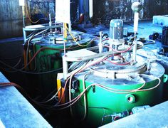 mold nitrogenization oven-2