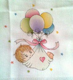 1000 images about pintar tela on pinterest bebe - Dibujos infantiles para pintar en tela ...