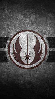 Jedi Order Symbol Cellphone Wallpaper by swmand4