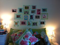 This is the link to the blog post the picture came from. http://www.timeforeverything.net/2013/02/25/washi-tape-frame-wall-complete/