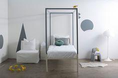 Design Focus   Four-Poster Bed by Megan Morton & Incy Interiors
