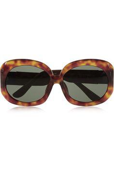 The Row/ Sunglasses.