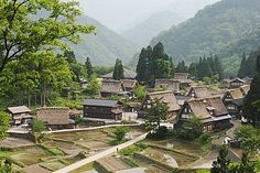 Travel guide for Shirakawa-go and Gokayama in the mountains of Gifu and Toyama Prefectures, famous for their gassho-zukuri style farmhouses. Gokayama, Shirakawa Go, Destinations, Japan Guide, Gifu, Japan Travel, Japan Trip, Tourist Spots, Most Visited