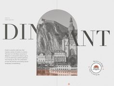 Directory Design, Landing Page Design, Website Design Inspiration, Job Opening, Motion Design, City Life, Weekend Getaways, Small Towns, Travel Guide